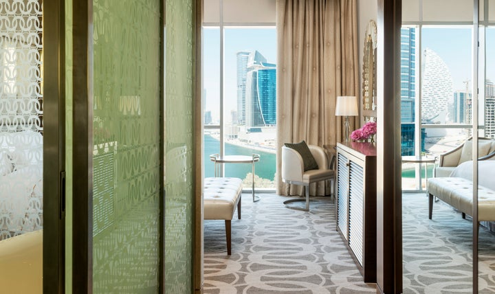 The Westin Dubai Al Habtoor City in Dubai City, Dubai, United Arab Emirates