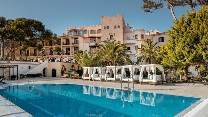 Hesperia Villamil Hotel  in Paguera, Majorca, Balearic Islands