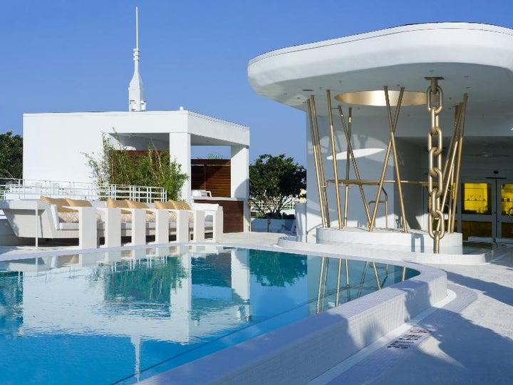 Dream South Beach in Miami Beach, Florida, USA