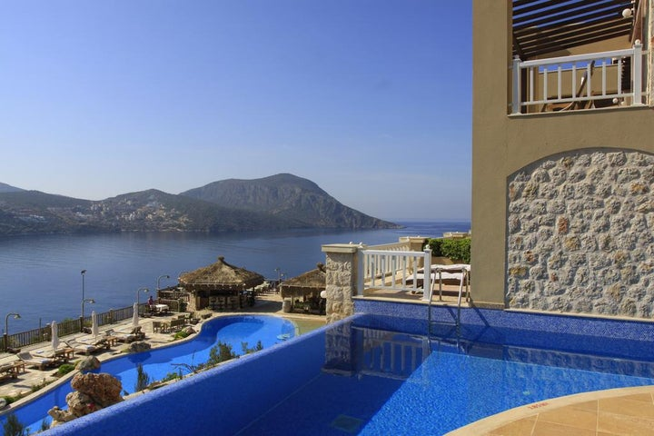 Likya Residence Hotel And Spa in Kalkan, Antalya, Turkey