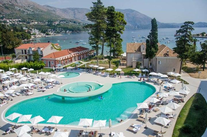 Sheraton Dubrovnik Riviera Hotel in Mlini, Dubrovnik Riviera, Croatia