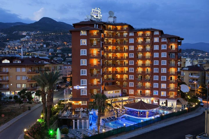 Villa Moonflower Apartments And Suites in Alanya, Antalya, Turkey