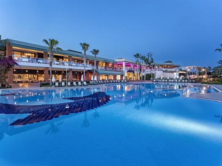 Maritim Pine Beach Resort in Belek, Antalya, Turkey