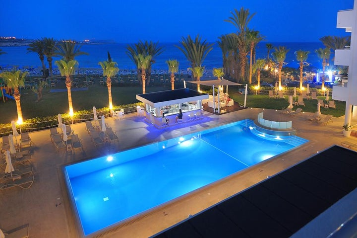 Okeanos Beach Hotel in Ayia Napa, Cyprus
