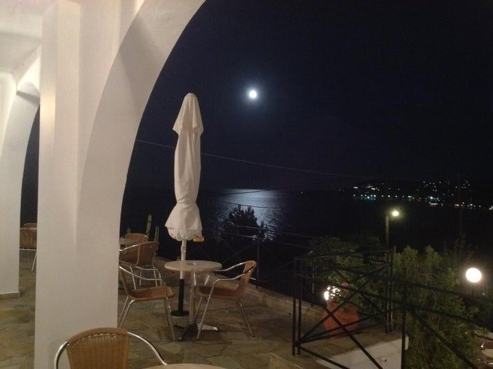 Travlos Studios in Poros, Kefalonia, Greek Islands