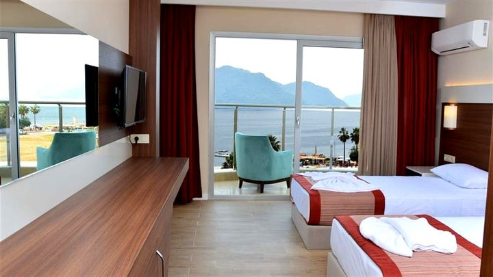 Sunway Hotel in Marmaris, Dalaman, Turkey