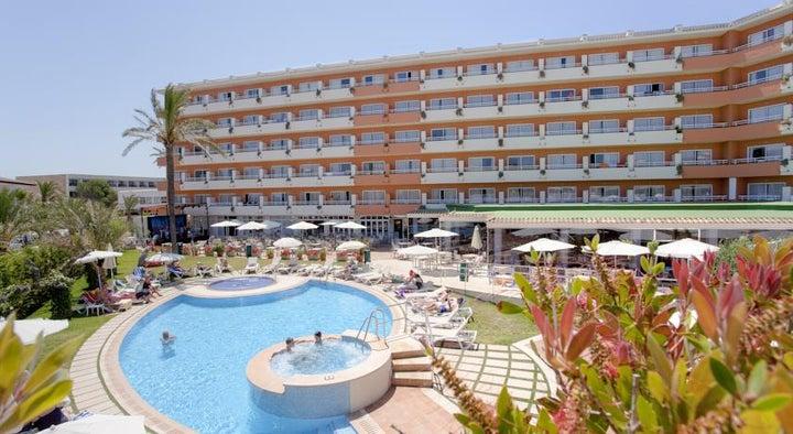 Ferrer Janeiro Hotel and Spa in Ca'n Picafort, Majorca, Balearic Islands