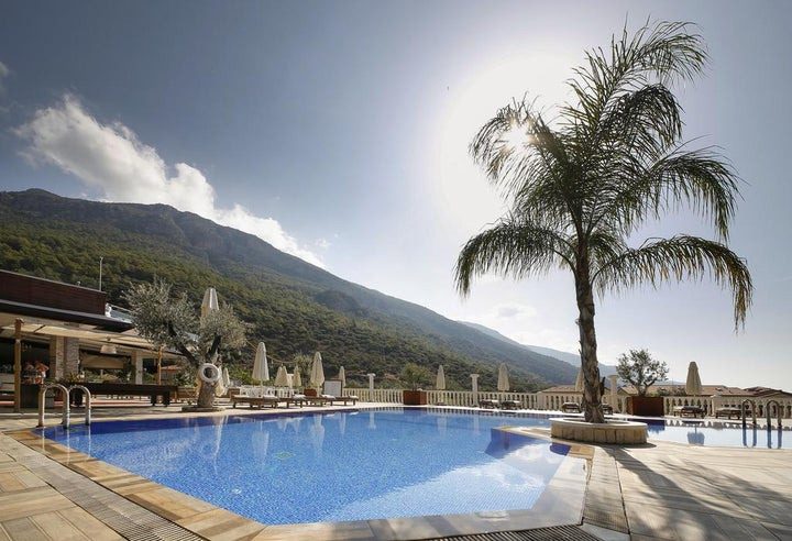 Morina Hotel & Suites (ex. Morina Deluxe Hotel) in Olu Deniz, Dalaman, Turkey