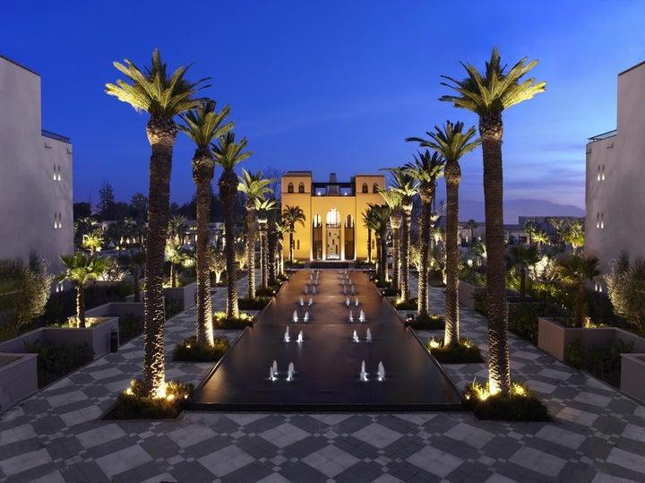 Four Seasons Resort Marrakech in Marrakech, Morocco