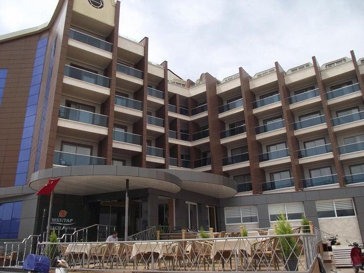 Mehtap Beach Hotel in Marmaris, Dalaman, Turkey