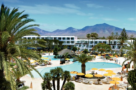 H10 Lanzarote Princess in Playa Blanca, Lanzarote, Canary Islands