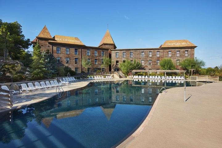 Portaventura Hotel Gold River + Ticket Included in Salou, Costa Dorada, Spain