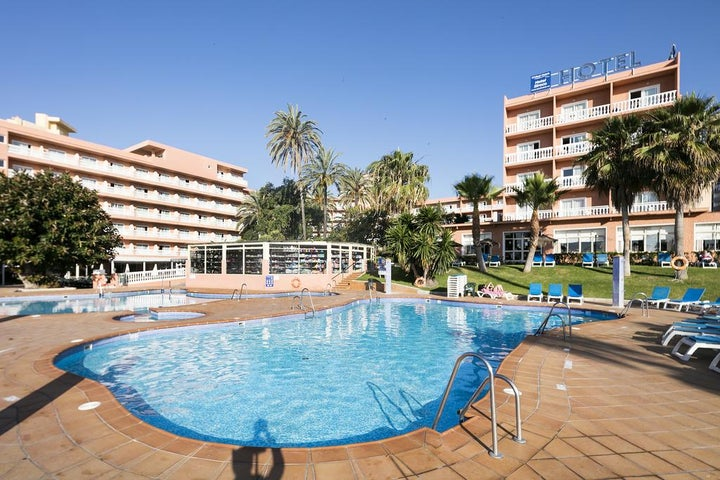 Best Siroco Hotel in Benalmadena, Costa del Sol, Spain
