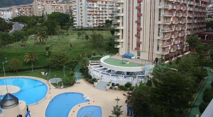 Minerva/Jupiter Apartments in Benalmadena, Costa del Sol, Spain