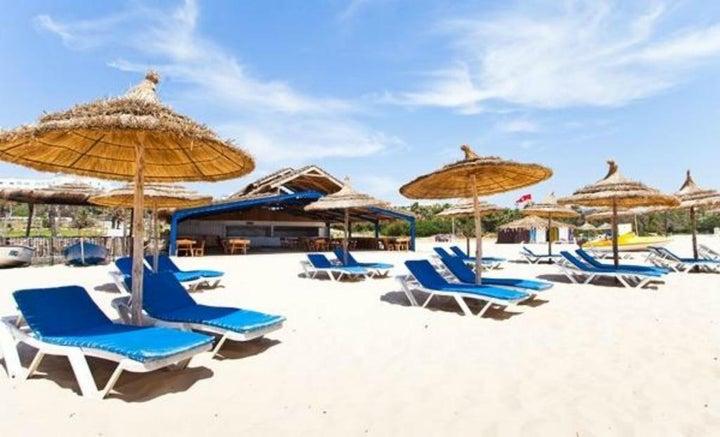 Zenith Hotel in Hammamet, Tunisia
