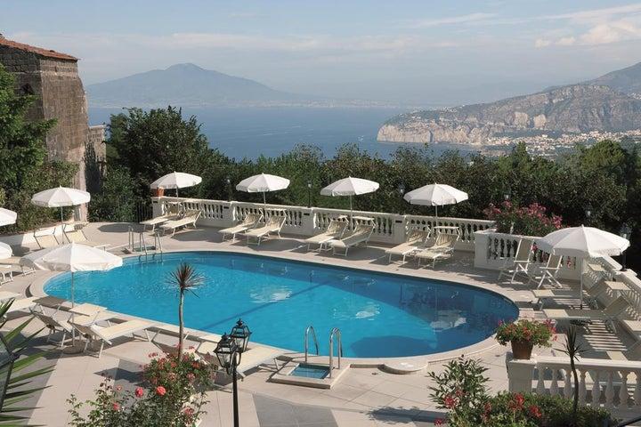 Jaccarino in Sant Agata, Neapolitan Riviera, Italy