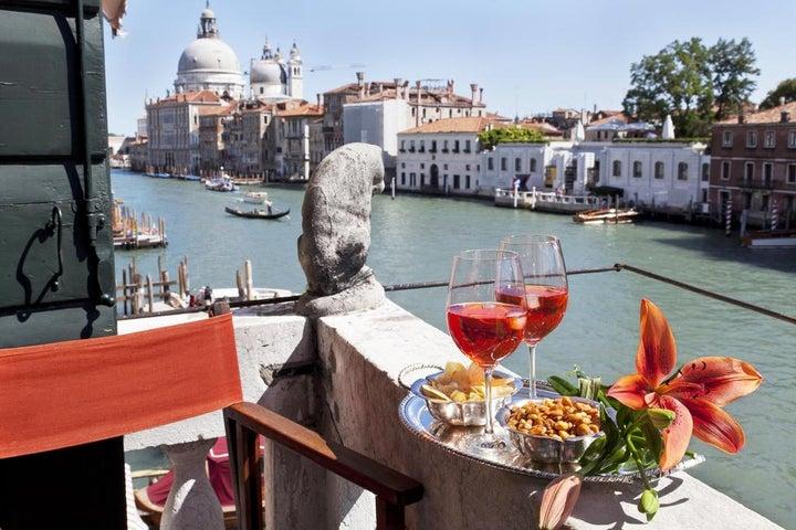 Palazzetto Pisani in Venice, Venetian Riviera, Italy