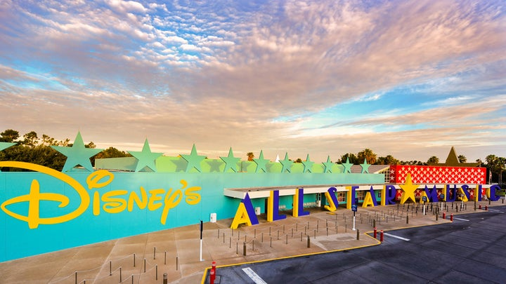 Disney's All Star Music Resort Image 8