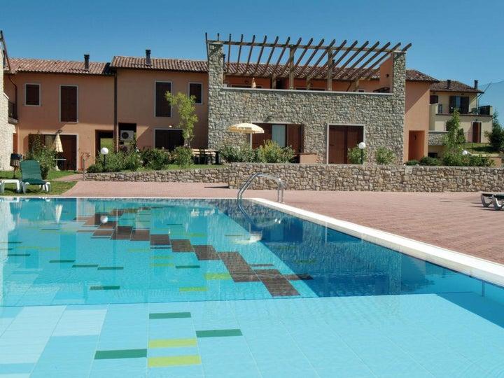 Golf Residence in Peschiera del Garda, Lake Garda, Italy