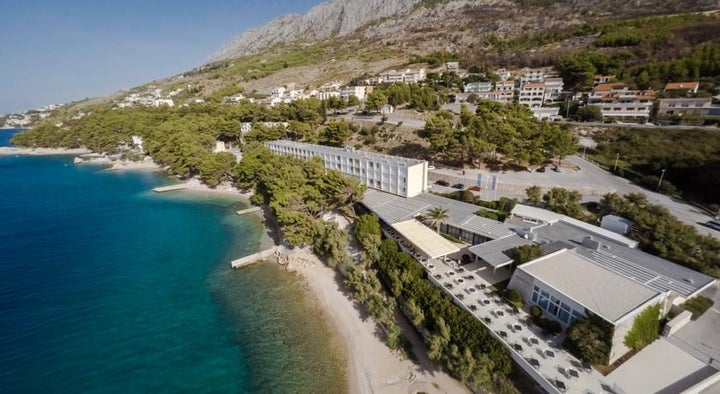 Holiday Village Sagitta in Omis, Central Dalmatia, Croatia