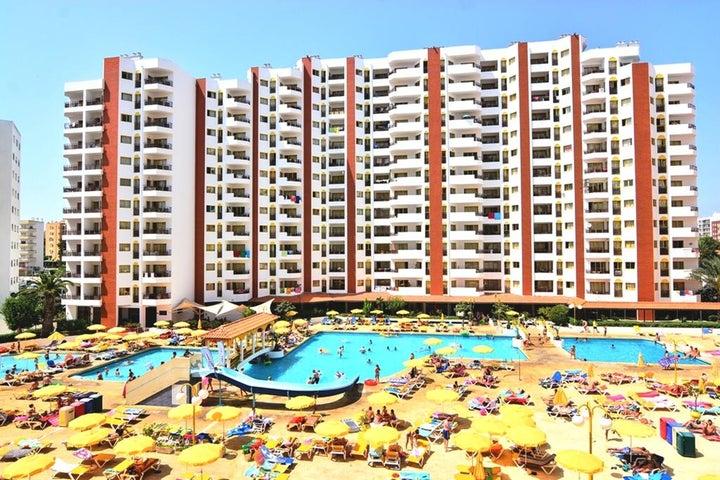 Clube Praia Da Rocha in Praia da Rocha, Algarve, Portugal