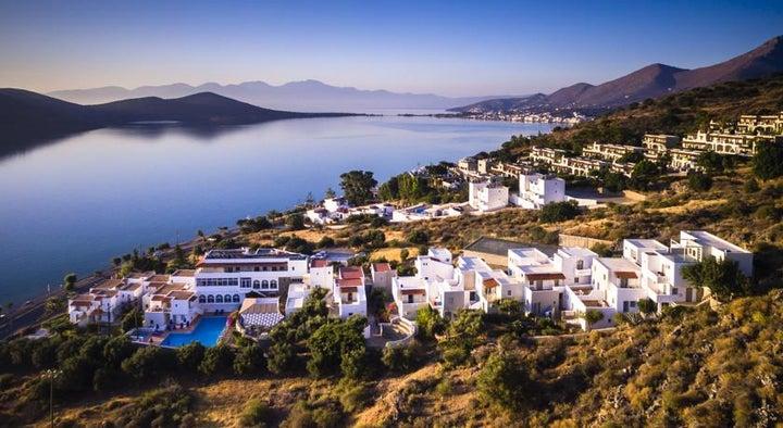 Selena Village Hotel Elounda in Elounda, Crete, Greek Islands