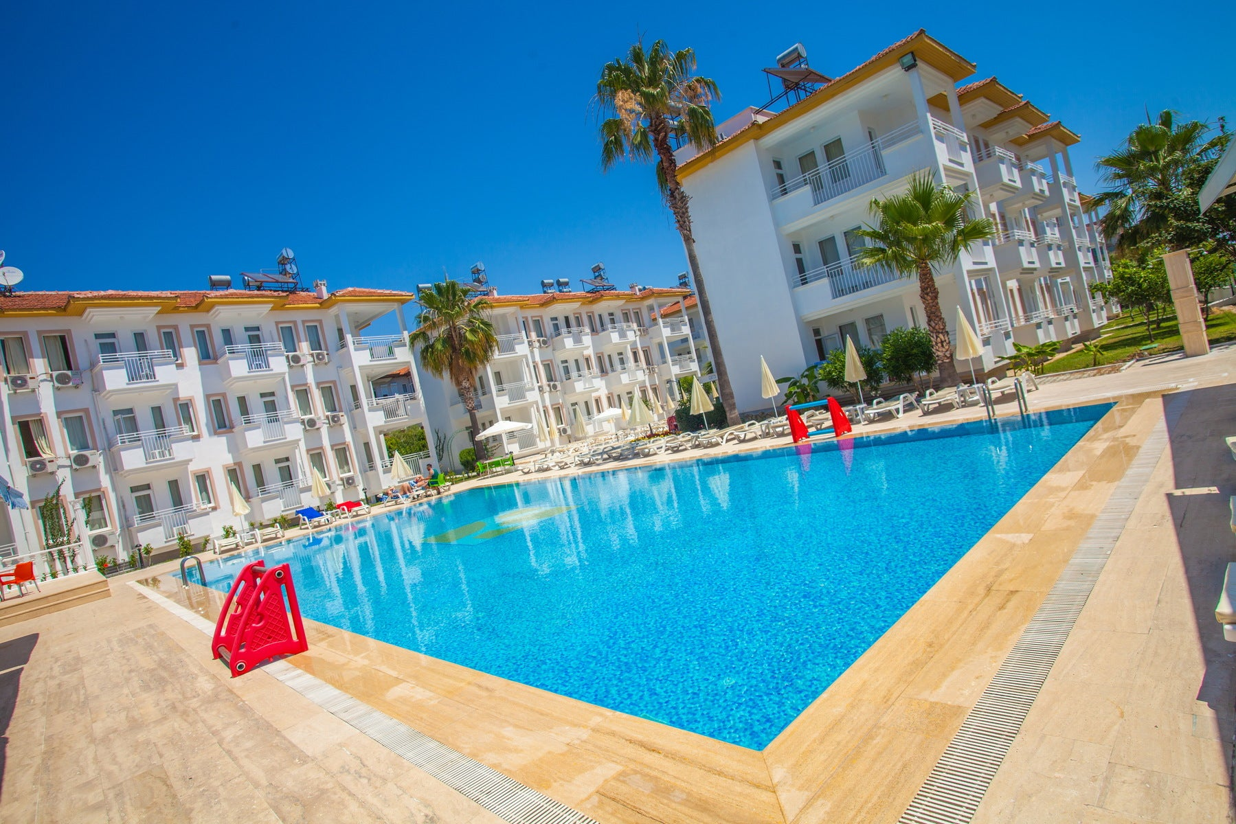 Dream Of Side (Ex. Anthos Garden Apartments Hotel) In Side, Turkey |  Holidays From £287pp | Loveholidays