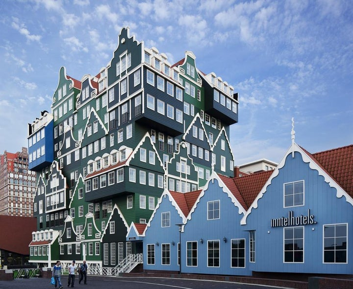 Inntel Hotels Amsterdam-Zaandam in Amsterdam, Holland