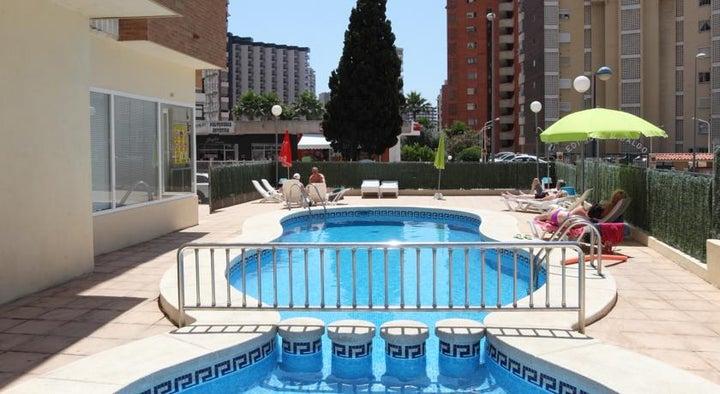 Benimar Apartments in Benidorm, Costa Blanca, Spain