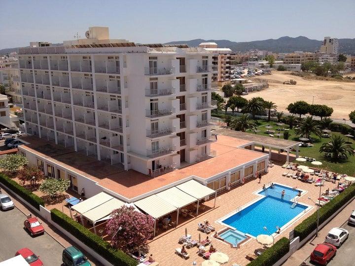 Gran Sol Hotel in San Antonio, Ibiza, Balearic Islands