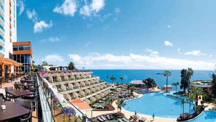 Manchester Airport holidays to Madeira