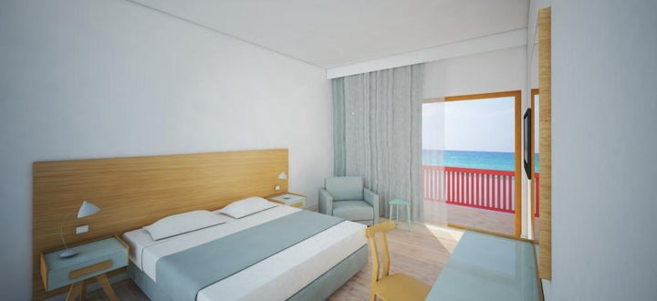 Skiathos Palace Hotel in Koukounaries, Skiathos, Greek Islands