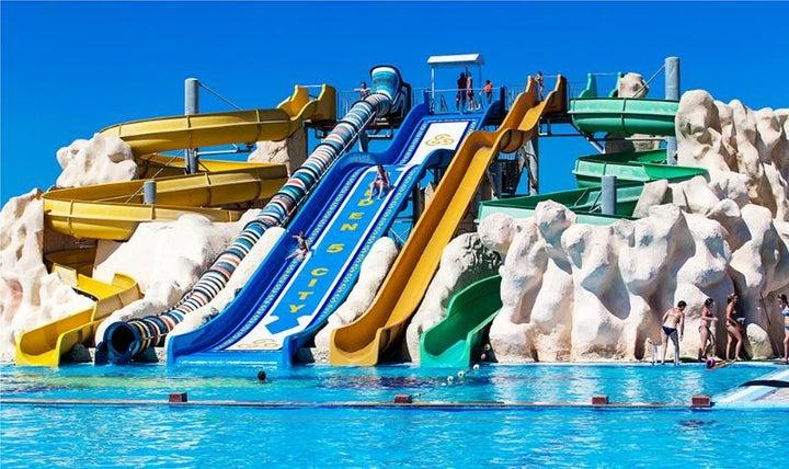 Emerald Resort in Hurghada, Red Sea, Egypt