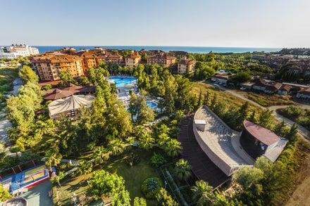 Stone Palace Resort Side