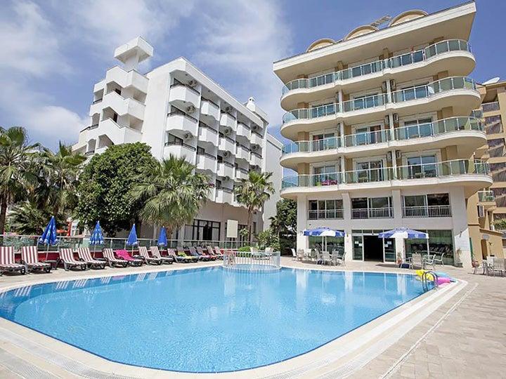 Alkan Hotel in Marmaris, Dalaman, Turkey