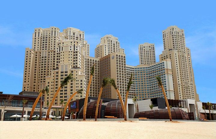 Amwaj Rotana Jumeirah Beach in Jumeirah Beach, Dubai, United Arab Emirates