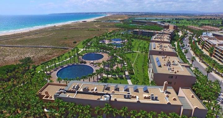 Salgados Dunas Suites in Albufeira, Algarve, Portugal