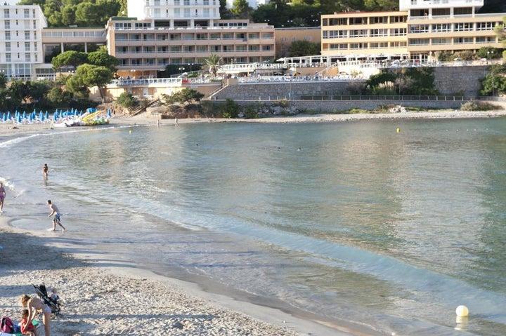 El Pinar in Cala Llonga, Ibiza, Balearic Islands