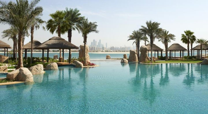 Sofitel Dubai The Palm Resort and SPA in The Palm Jumeirah, Dubai, United Arab Emirates