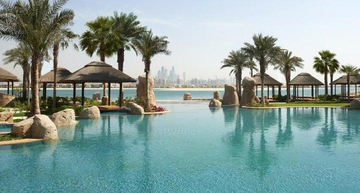 Sofitel Dubai The Palm Resort And Spa In Jumeirah United Arab