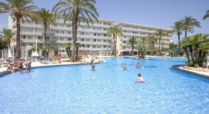 BCM Hotel in Magaluf, Majorca, Balearic Islands