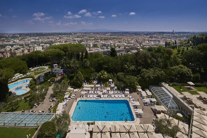 Rome Cavalieri Waldorf Astoria Hotels & Resorts in Rome, Italy