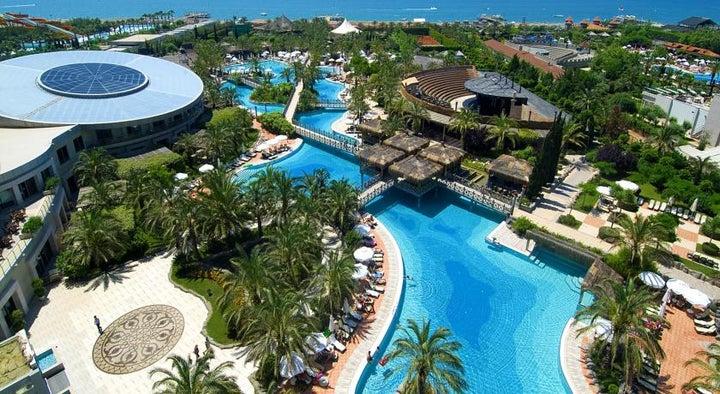 Royal Wings Hotel in Lara Beach, Antalya, Turkey