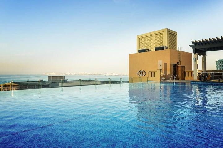 Sofitel Dubai Jumeirah Beach in Dubai City, Dubai, United Arab Emirates