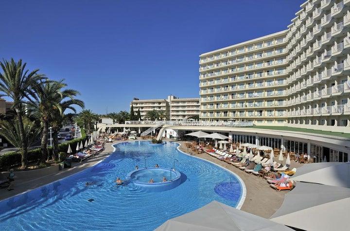 Sol Guadalupe Hotel in Magaluf, Majorca, Balearic Islands