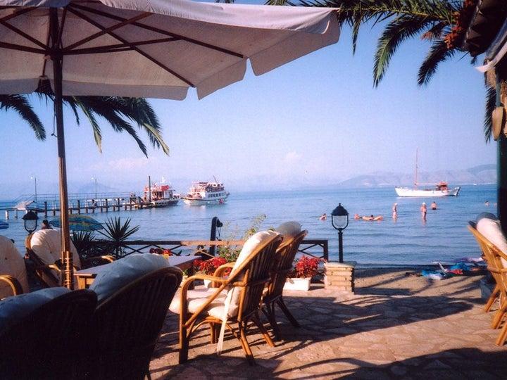 Akti Panela in Kavos, Corfu, Greek Islands