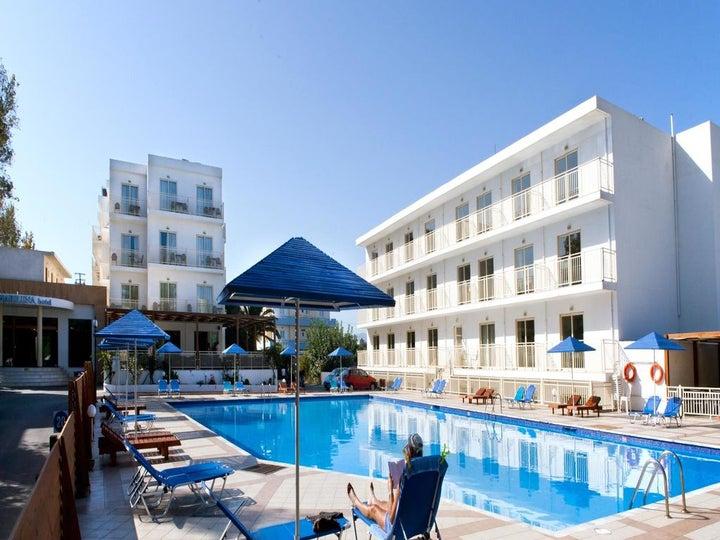 Marilena Hotel in Amoudara, Crete, Greek Islands