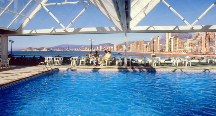Benikaktus in benidorm spain holidays from 347pp - Swimming pool repairs costa blanca ...
