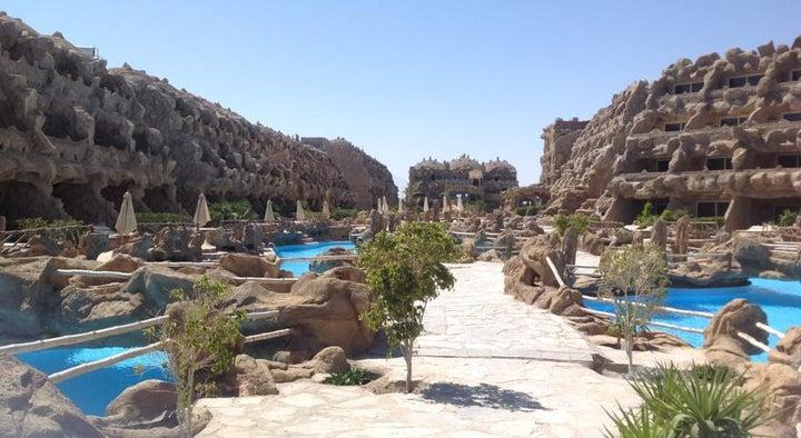 Caves Beach Resort Hurghada Image 19