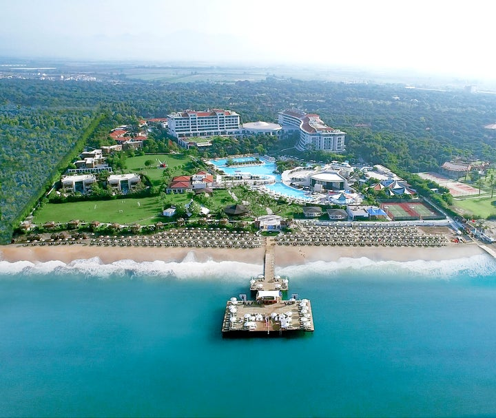 Ela Quality Resort Belek in Belek, Antalya, Turkey